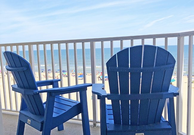 Ocean City MD Oceanfront Hotel | Crystal Beach Hotel