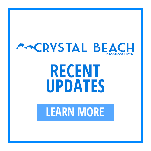 Crystal Beach Oceanfront Hotel | Recent Updates | Learn More